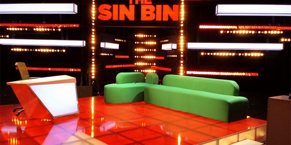 TV3 The Sin Bin